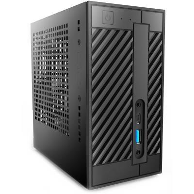 POUŽITÉ - ASRock DeskMini 310/B/BB / LGA 1151 / H310 / 2x DDR4 SO-DIMM /  2x 2,5