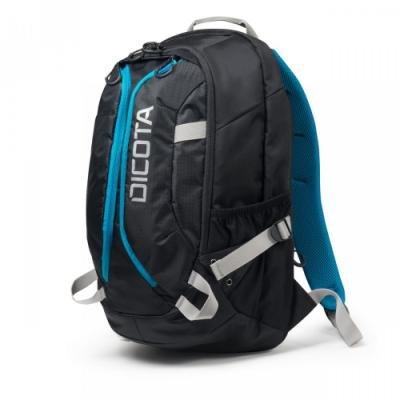 "Batoh DICOTA Backpack Active 14-15,6"" černo-modrý"