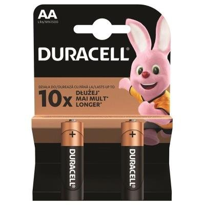 DURACELL Basic AA 2ks