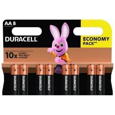 DURACELL Basic AA 8ks