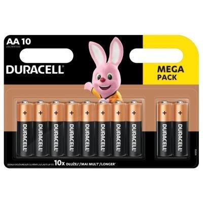 DURACELL Basic AA 10ks