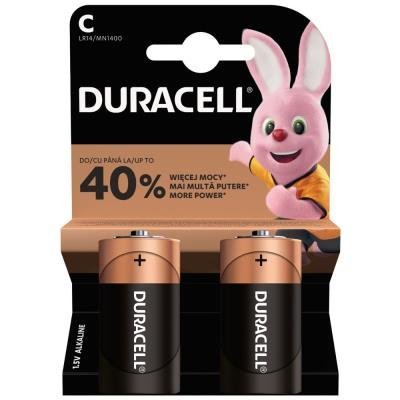 DURACELL Basic C 2ks