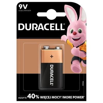 DURACELL Basic 9V (6LR61) 1ks