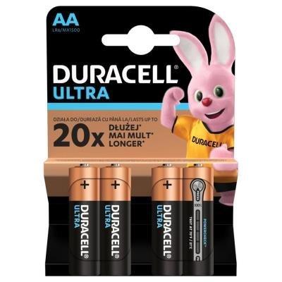 DURACELL Ultra AA 4ks