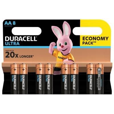 Nenabíjecí baterie AA