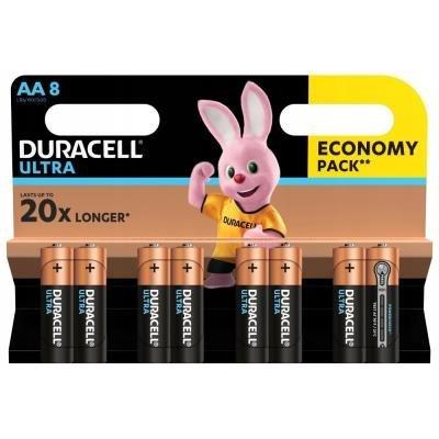 DURACELL Ultra AA 8ks