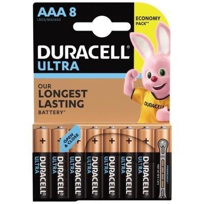 DURACELL Ultra AAA 8ks