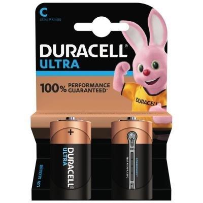 DURACELL Ultra C 2ks