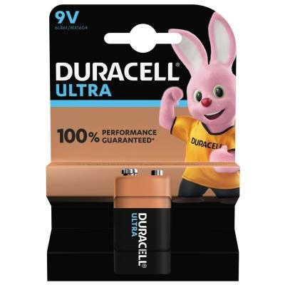 DURACELL Ultra 9V (6LR61) 1ks