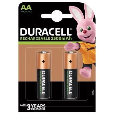 DURACELL Recharge AA 2500mAh 2ks