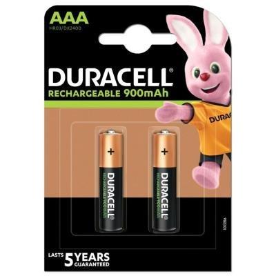 DURACELL Recharge AAA 900mAh 2ks