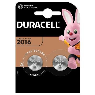 DURACELL CR2016 2ks