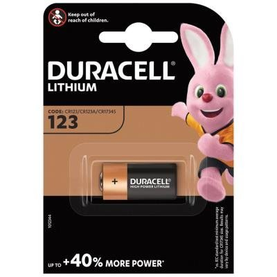 DURACELL CR123 1ks