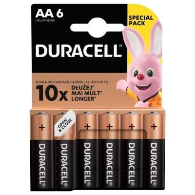 Nenabíjecí AA baterie