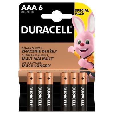 Nenabíjecí AAA baterie