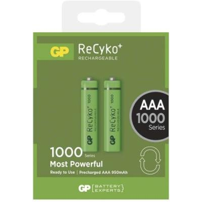 Nabíjecí baterie GP Recyko+ AAA 1000mAh