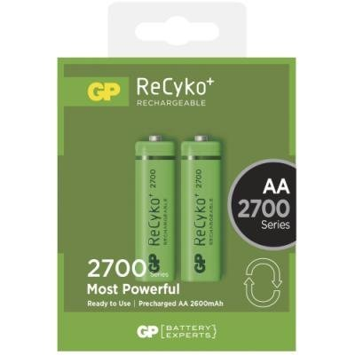 Nabíjecí baterie GP Recyko+ AA NiMH 2700mAh