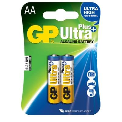 Baterie GP Ultra Plus AA 2ks