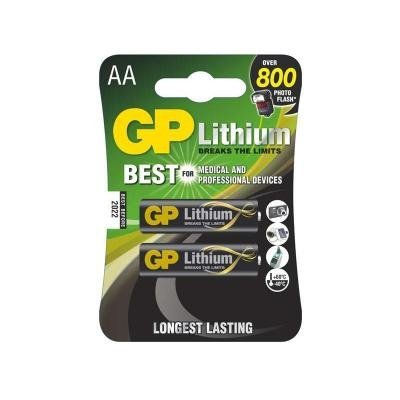 Baterie GP 1,5V AA 2ks