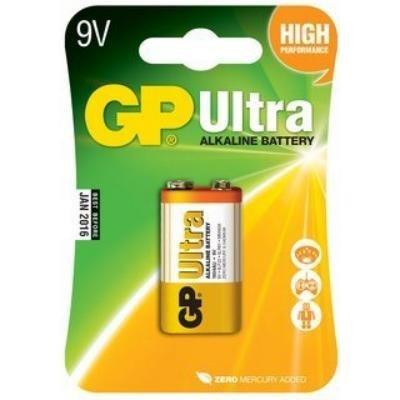 Baterie GP 9V Ultra