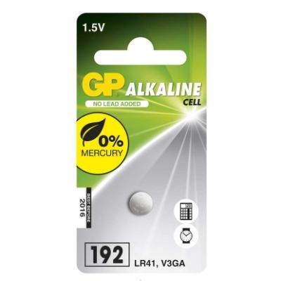 Baterie GP LR41 (GP192)