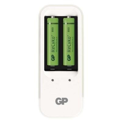 Nabíječka baterií GP PB410 + 2x AAA 850mAh