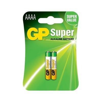 Baterie GP 1,5V 25A (AAAA) 2ks
