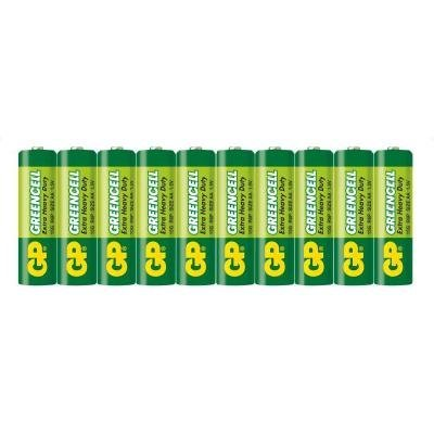Baterie GP Greencell 1,5V AA 10ks