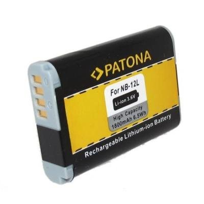 Baterie PATONA komaptibilní s Canon NB-12L