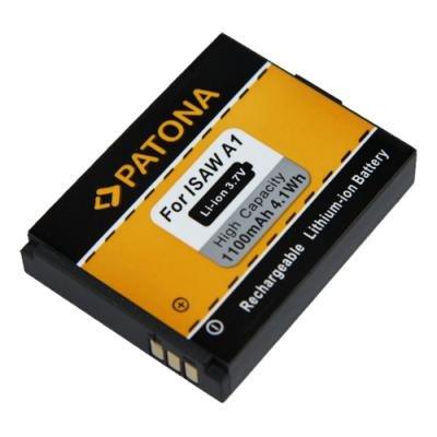 Baterie PATONA pro videokameru ISAW Advance