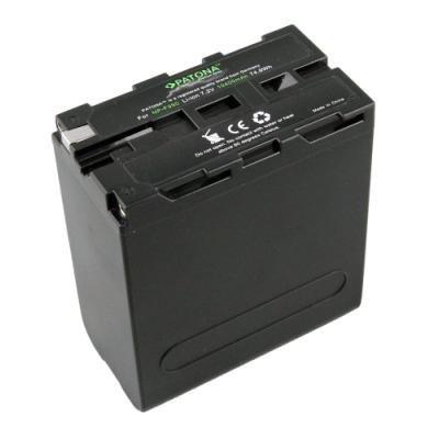 Baterie PATONA pro videokameru SONY 10400 mAh