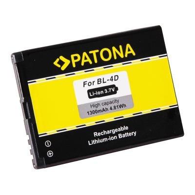 PATONA baterie pro mobilní telefon Nokia BL-4D 1300mAh 3,7V Li-Ion