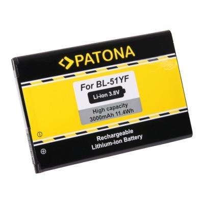 PATONA baterie pro mobilní telefon LG G4 BL-51YF 3000mAh 3,8V Li-Ion
