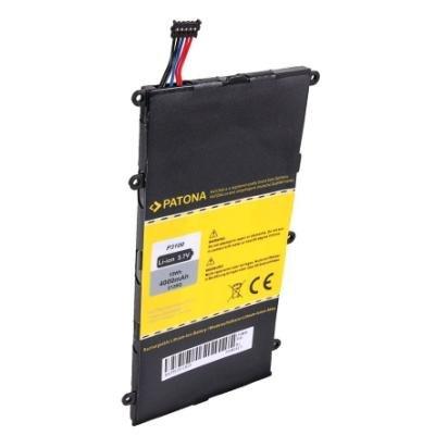 PATONA baterie pro tablet PC Samsung Galaxy Tab 4000mAh 3.7V Li-Ion