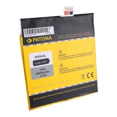 PATONA baterie pro tablet PC Amazon Kindle Fire 4440mAh 3.7V Li-Ion