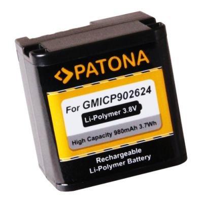 Baterie PATONA pro Garmin VIRB X/XE