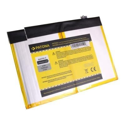PATONA baterie pro tablet PC Ipad Air 2 7340mAh 3,73V Li-Pol A1547