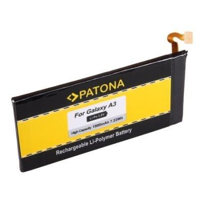 Baterie PATONA pro Samsung Galaxy A3 1900 mAh