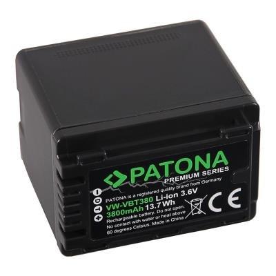 Baterie PATONA kompatibilní s Panasonic VW-VBT380