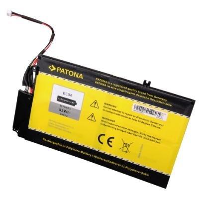 Baterie PATONA pro HP 3500 mAh
