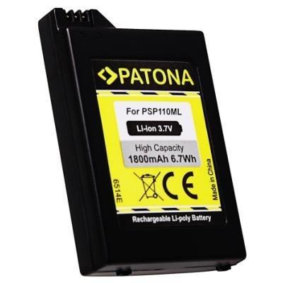 Baterie PATONA pro Sony PSP-1000 Portable 1800 mAh