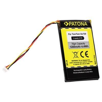 Baterie PATONA pro TomTom Go 720 1200 mAh