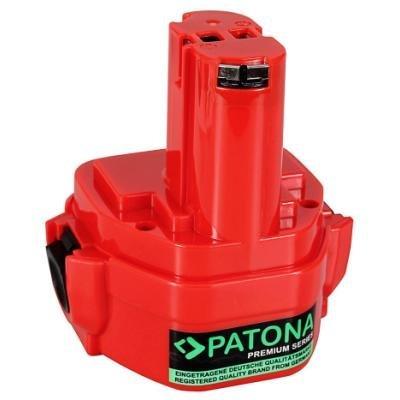 PATONA baterie pro Aku nářadí Makita 12V 3300mAh Ni-MH Premium PA12