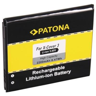 PATONA baterie pro mobilní telefon Samsung X-Cover 3 2200mAh 3,85V Li-lon