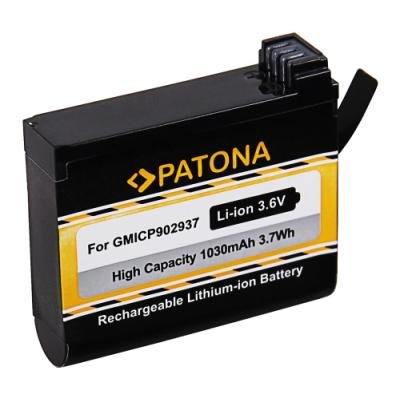 Baterie PATONA kompatibilní s Garmin VIRB Ultra 30
