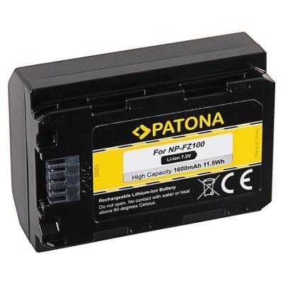 Baterie PATONA kompatibilní s Sony NP-FZ100