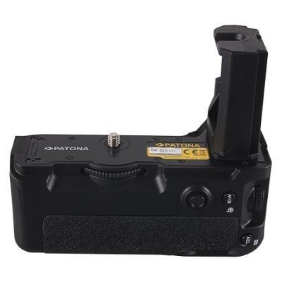 Bateriový grip PATONA kompatibilní se Sony NP-FZ10