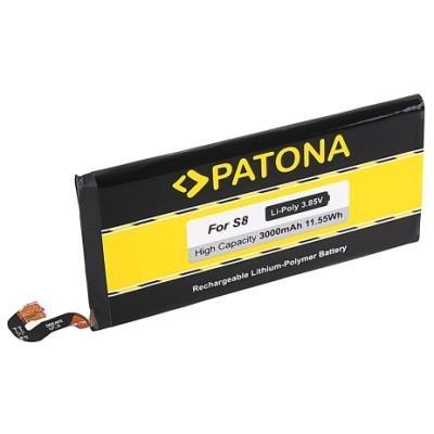 Baterie PATONA pro Samsung Galaxy S8 3000mAh