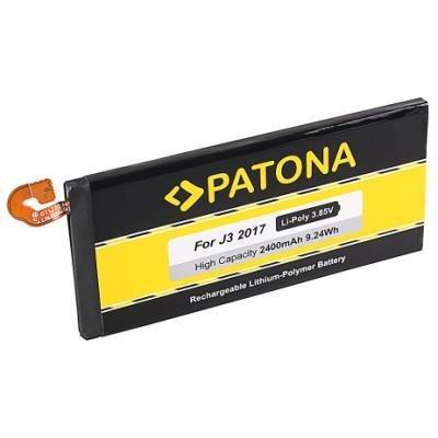 Baterie PATONA pro Samsung Galaxy J3 2017 2400 mAh