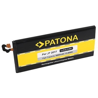 Baterie PATONA pro Samsung Galaxy J7 2017 3600mAh